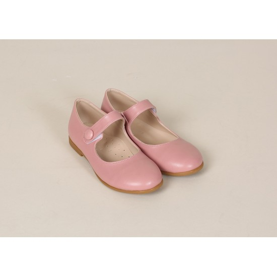 CLASSIC COMFORTABLE MAGENTA KIDS SHOES