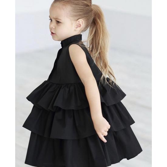 Black Tally Dress
